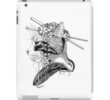 Asami the Wise iPad Case/Skin