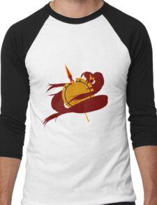 Pyrrha Nikos Men's Baseball ¾ T-Shirt