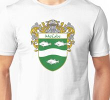 McCabe Coat of Arms/Family Crest Unisex T-Shirt