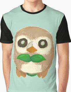 Team Rowlet!  Graphic T-Shirt