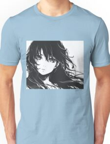 Anime Sketch Head Unisex T-Shirt