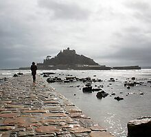 st Michaels mount in cornwall by caughtinmotion
