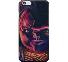 Colored Chucky iPhone Case/Skin