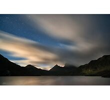 A Starry Cradle Mountain Photographic Print