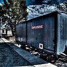 Train Carriage by Jason Scott