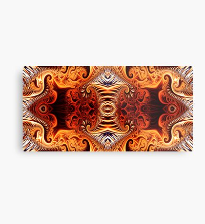 Ancient Aura Metal Print