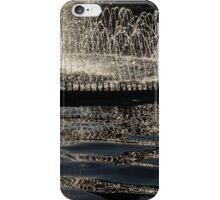 Joyful Sunny Splashes iPhone Case/Skin