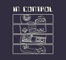 Retro Gamer - In Control (Segments) Unisex T-Shirt