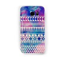 Colorful Urban Tribal Abstract Geometric Pattern Samsung Galaxy Case/Skin