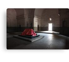 The Begums Tomb Canvas Print