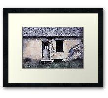 Prairie Relic Framed Print