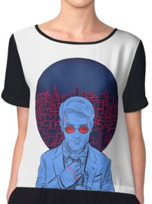 Matt Murdock (Transparent v.1) Chiffon Top