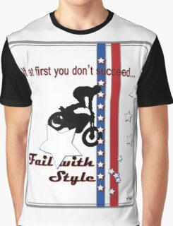 Knievel number 9 Graphic T-Shirt