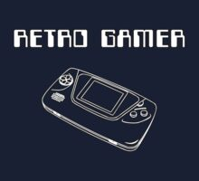 Retro Gamer - Game Gear by PaulRoberts