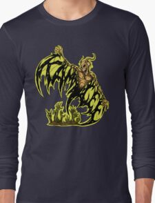 KAM LEE - RISE FROM DEATH Long Sleeve T-Shirt