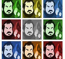 Kubrick's cube by DanDav