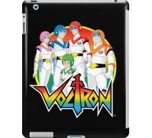 Voltron Pilots iPad Case/Skin