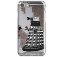 Dalek Graffiti - Banksy Style iPhone Case/Skin