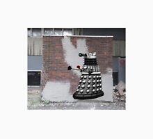 Dalek Graffiti - Banksy Style Unisex T-Shirt