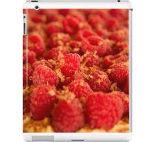 Raspberry Pavlova iPad Case/Skin