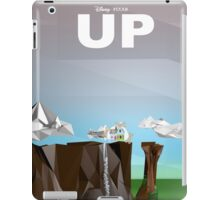 Up- Movie } Low Poly iPad Case/Skin