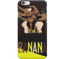 Diddy Kong - Super Smash Borthers iPhone Case/Skin