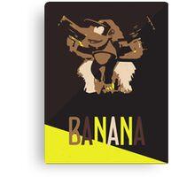 Diddy Kong - Super Smash Borthers Canvas Print