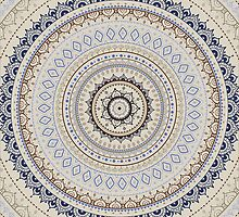 Mandala. by Katyau