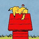 Sunday Peanuts by Budi Satria Kwan