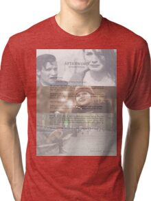 Afterword By Amelia Williams Tri-blend T-Shirt