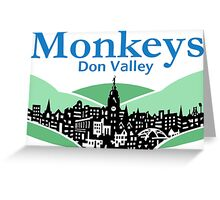 Don Valley 2011 Greeting Card