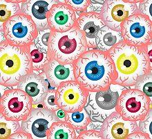 Colorful eyes by JudithzzYuko