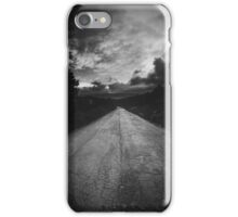 Road to nowhere... iPhone Case/Skin