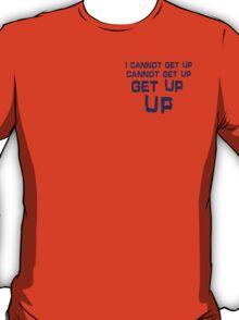 get blue small T-Shirt