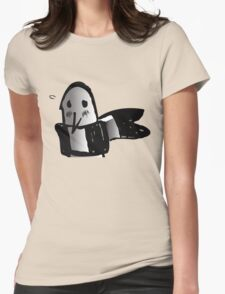OYASUMI PUNPUN #03 Womens Fitted T-Shirt
