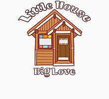Tiny house love Unisex T-Shirt