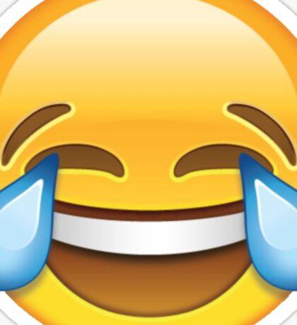 Funny Emoji Crying Laughing png Tshirt Leggings Amazing Sticker