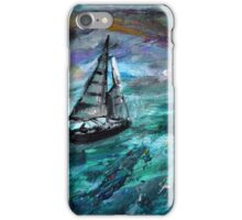 Sailing Travels  iPhone Case/Skin