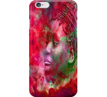 Goddess of Fire iPhone Case/Skin