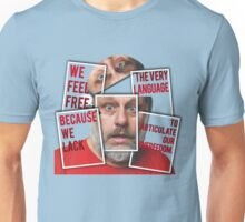 The Real of Slavoj Zizek Unisex T-Shirt