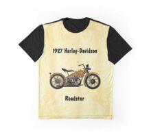 Harley Davidson Roadster Graphic T-Shirt