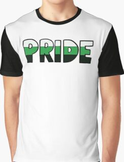 Neutrosis Pride Flag Graphic T-Shirt