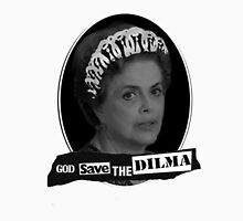 God save the Dilma Women's Fitted Scoop T-Shirt