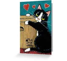 I Love You Special Box Greeting Card