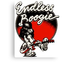 Endless Boogie Canvas Print