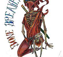 Bone Breaker by magickalbeam