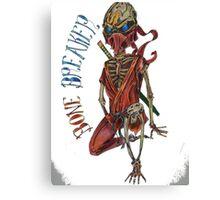 Bone Breaker Canvas Print