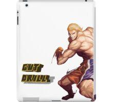Steve Fox - Gut Drill iPad Case/Skin