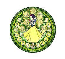 Snow White Kingdom Hearts Princess by srtawalker
