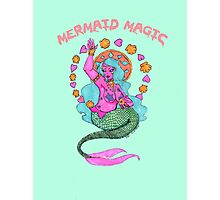 Mermaid Magic Photographic Print